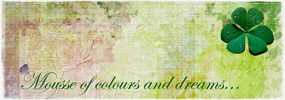 Мус от краски и мечти...
