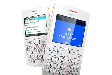 Nokia Asha 205 Dual On