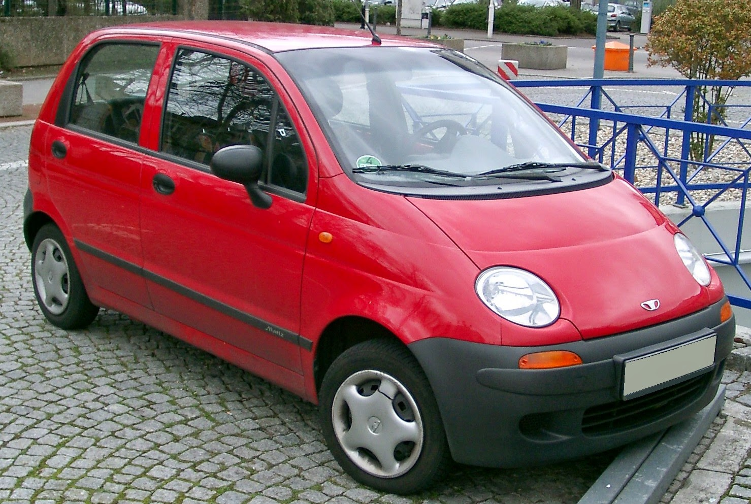 Life On Cars: Why I nearly ended up buying a Daewoo Matiz