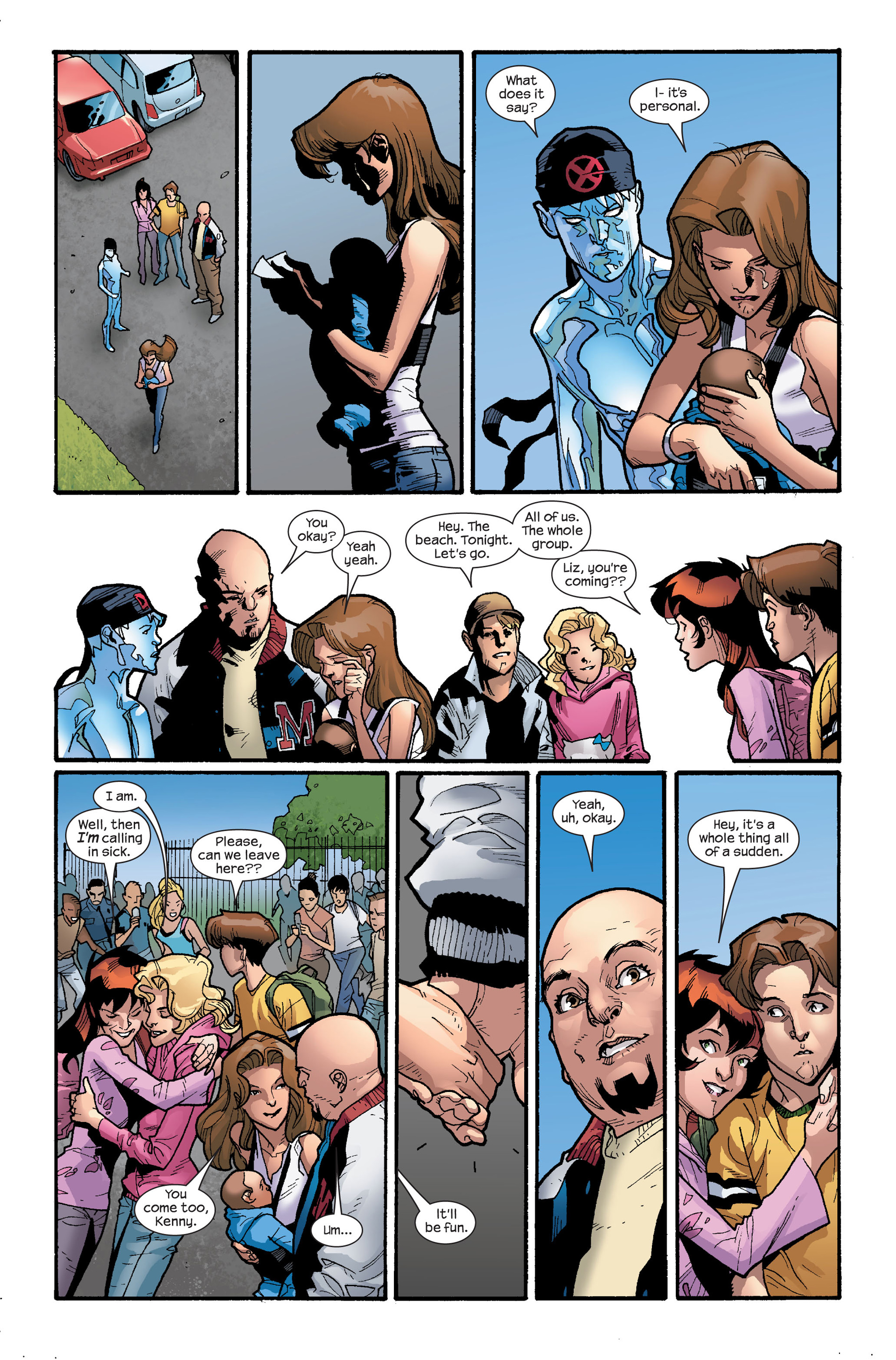 Ultimate Spider-Man (2000) Issue #118 #122 - English 17