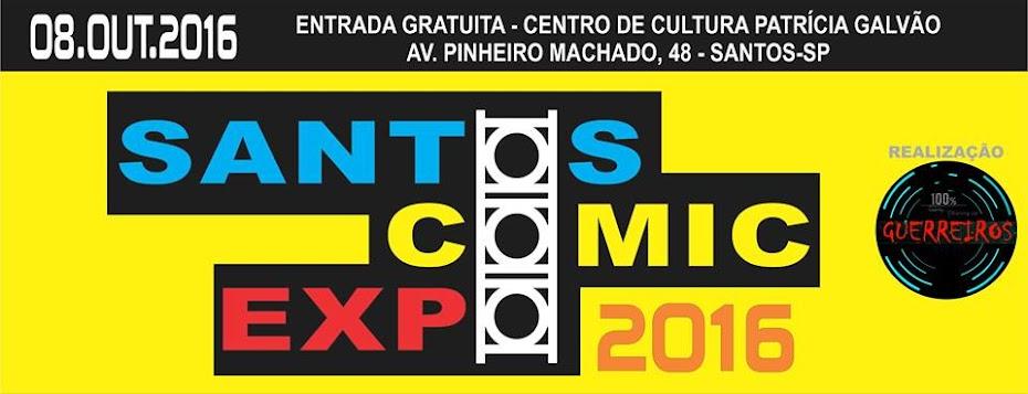 Santos Comic Expo