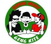 """""""Orang Mude Geng Kite""""- Slogan sepakat orang mude Harimau Malaya."""