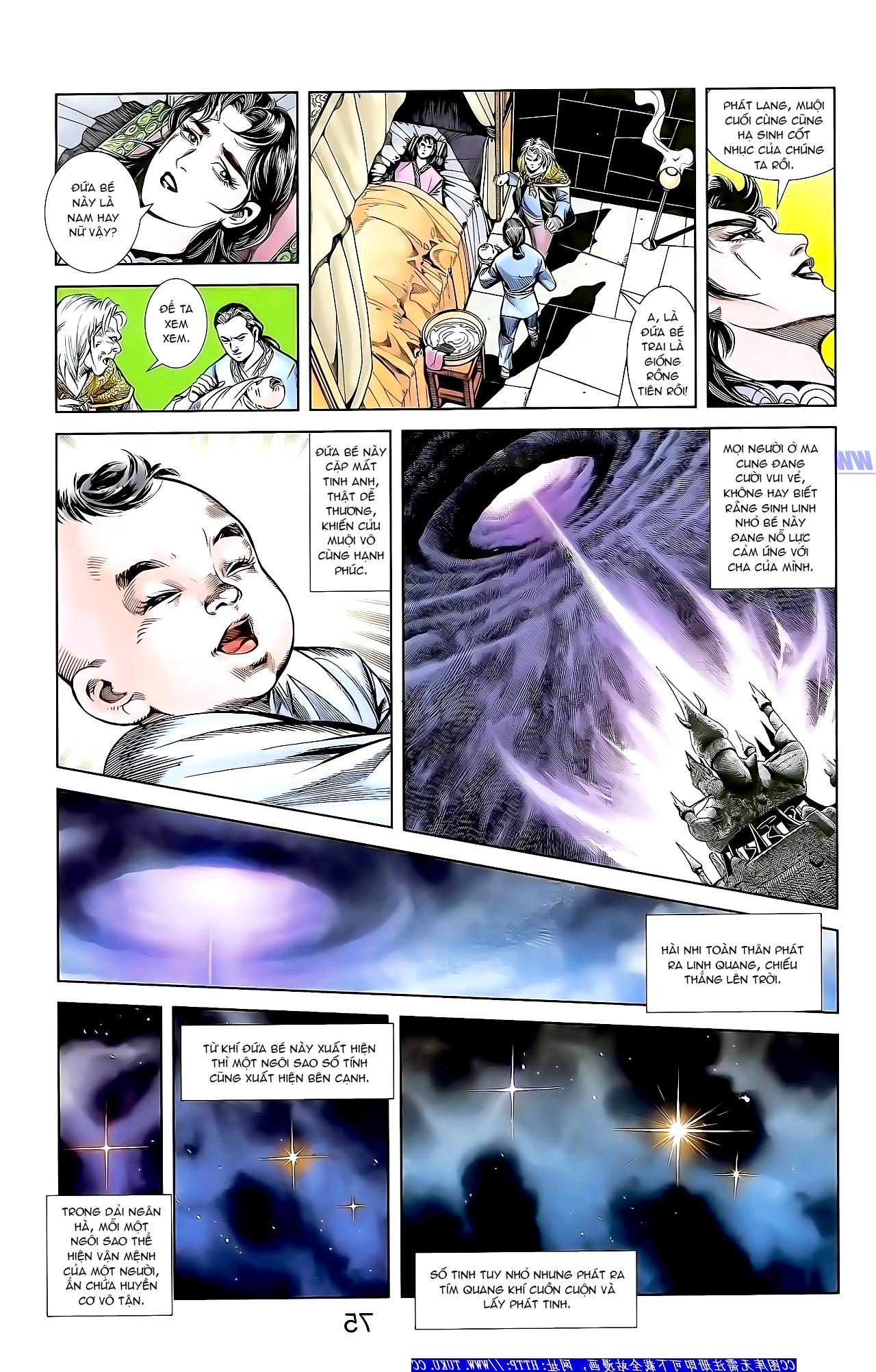 Cơ Phát Khai Chu bản Chap 163 - Trang 23
