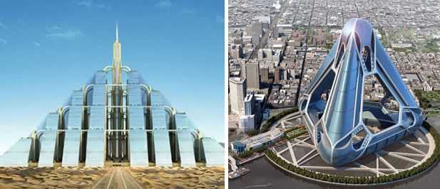 La foto olvidada de ayer ee uu y dub i compiten por for Construcciones modernas