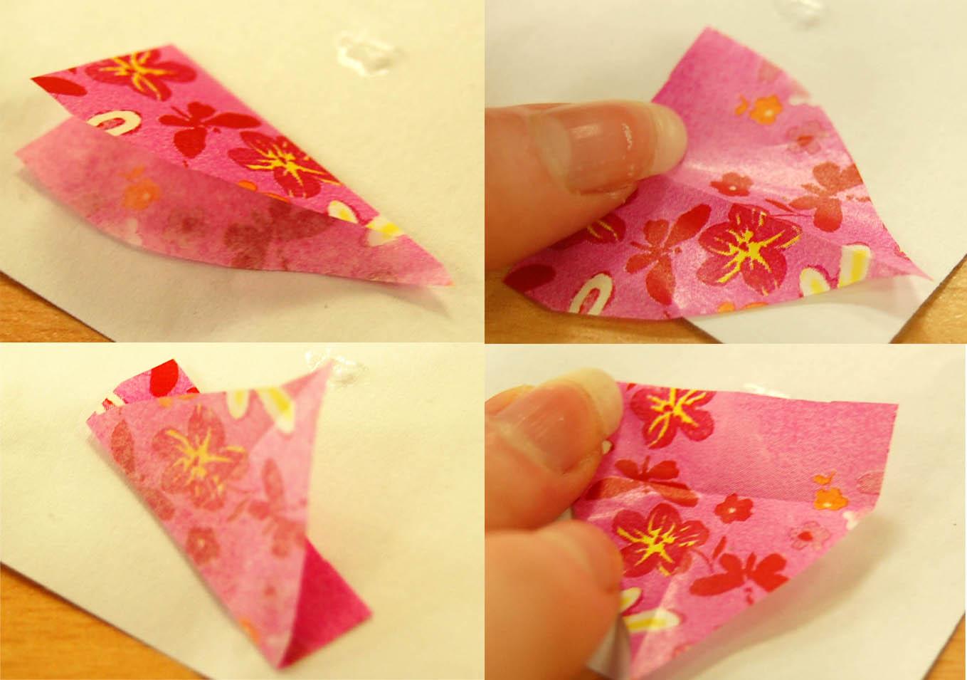 Feathery Flamingo Decopatch Paper on Papier Mache | Decopatch ...