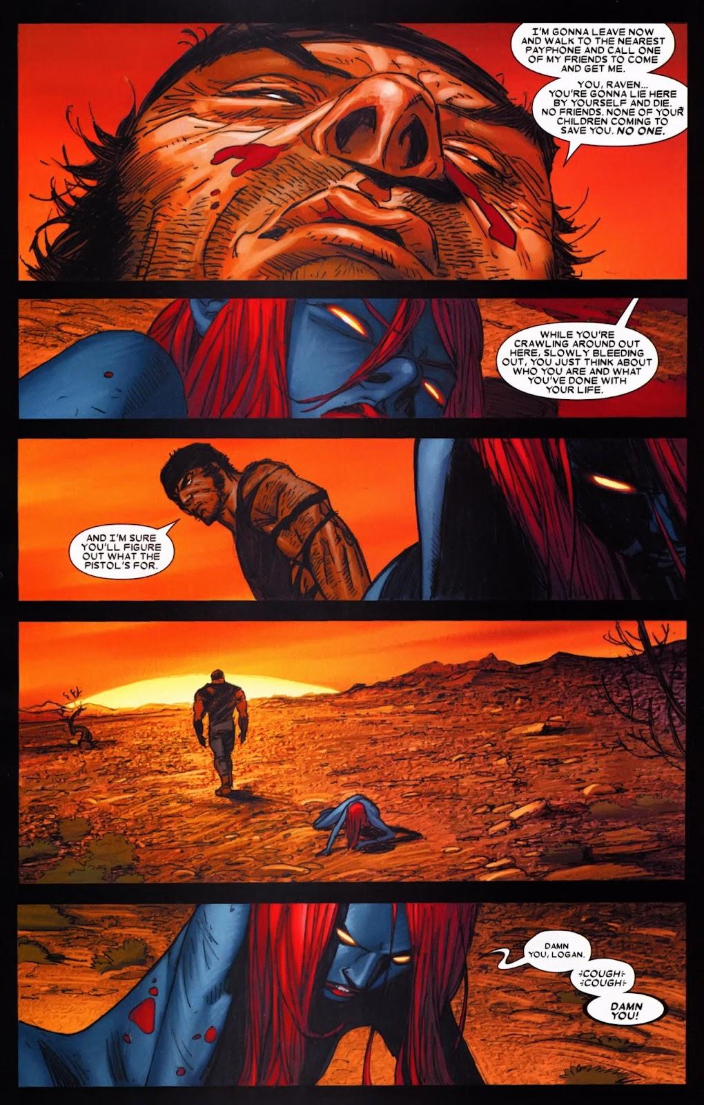 Read online Wolverine (2003) comic -  Issue #65 - 24