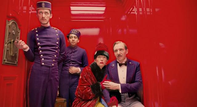 Imágenes de la película The Grand Budapest Hotel
