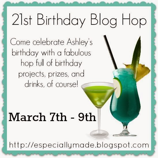 21st Birthday Blog Hop