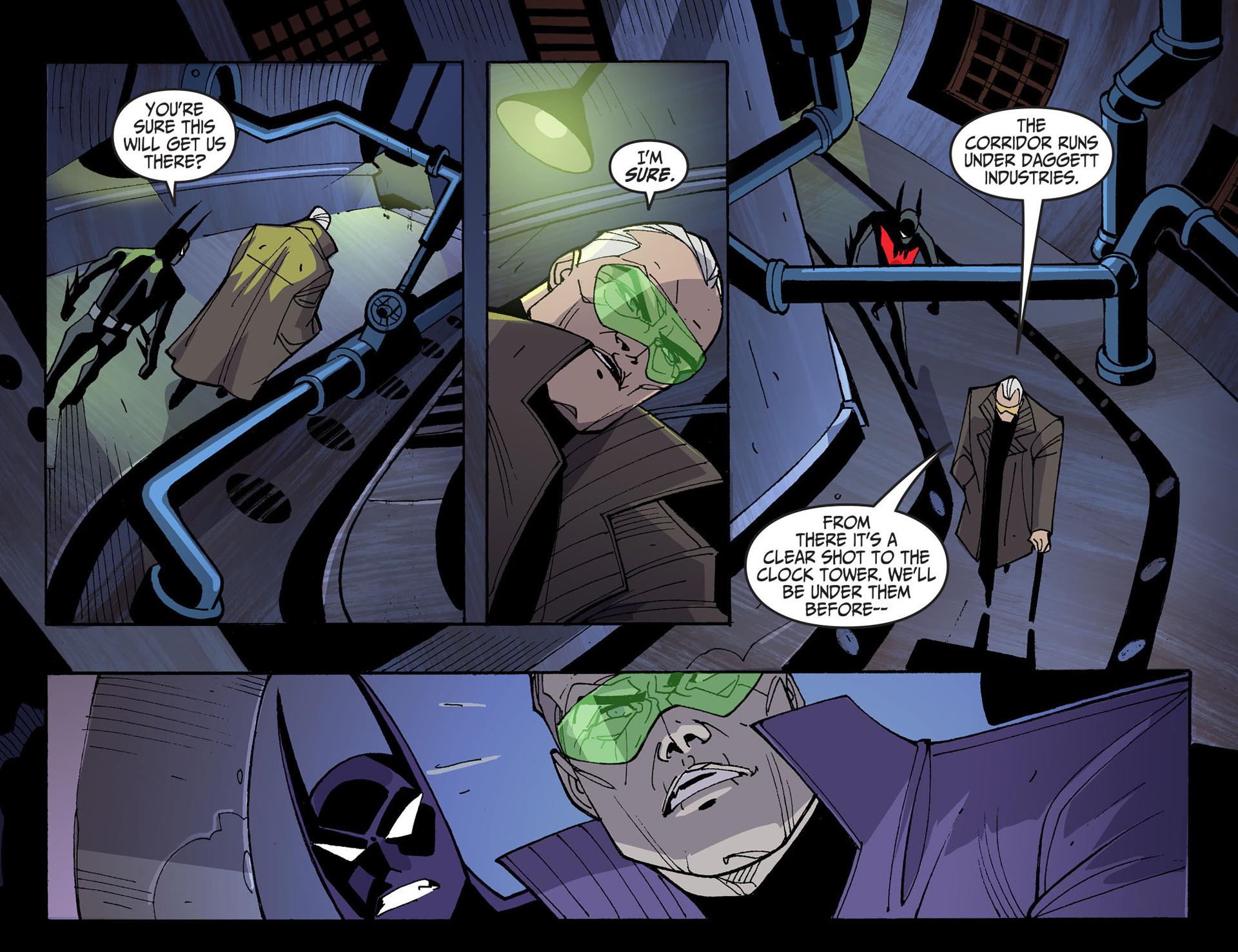 Batman Beyond 2.0 #11 #30 - English 21