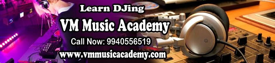 No 1 : DJ Academy Chennai