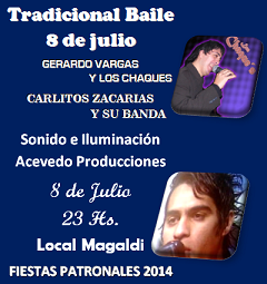 8 de julio - Local Magaldi