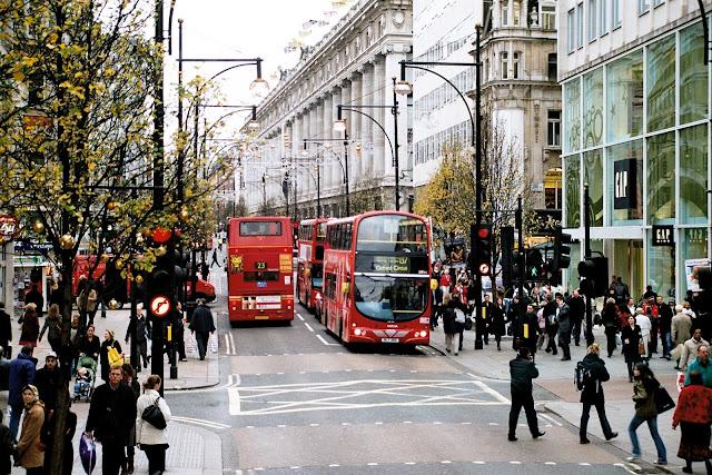 O que vestir em Londres