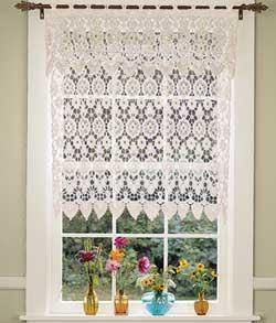How To Install Air Curtain Valentine's Day Kitchen Curtains