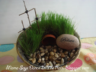 Easter, Plant Arrangment