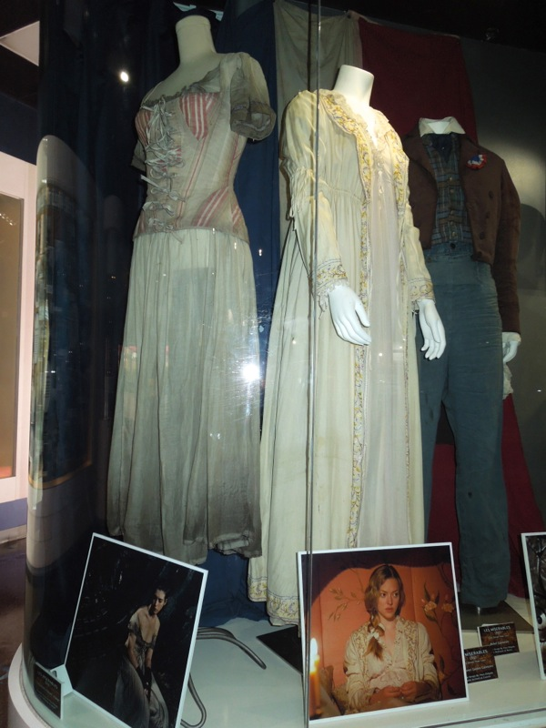 Original Les Misérables movie costumes