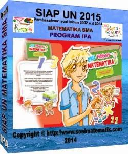SIAP UN 2015 MATEMATIKA SMA PROGRAM IPA