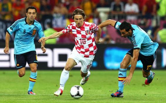 Drama 5 Gol, Spanyol Takluk di Tangan Kroasia