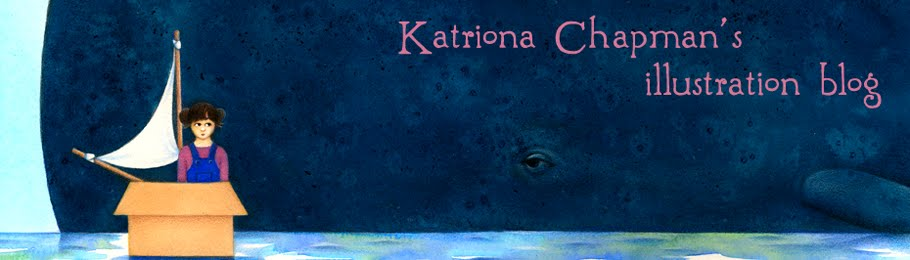 Katriona Chapman Illustration Blog