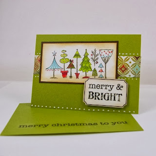 SRM Stickers Blog - Stamps & Stickers Cards by Michelle - #cards #christmas #stickers #stamps #holidays #sentiments