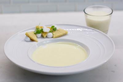Tres Lechi Dessert by Chef Urvin Croes - © Steven Freeman