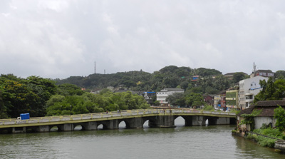 Patto Bridge - Panaji - Goa