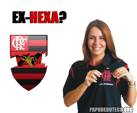 Flamengo agora não é mais hexa, ex-hexa, sport campeão de 1987, Flamengo é penta