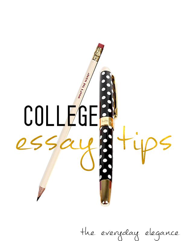 College Essay Outline