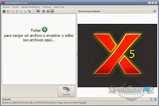 VSO ConvertXtoDVD 5 Español Programa para Crear DVD
