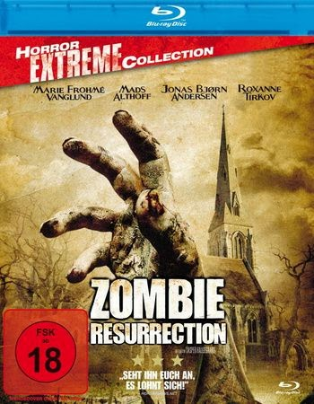 Zombie Resurrection 2014 BRRip 480p 300mb