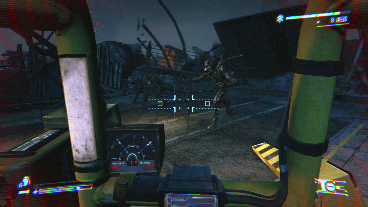aliens colonial marines computer - photo #27