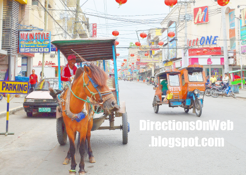 2 means of transportation in tuguegarao are horse drawn carriage and motorized tricycle