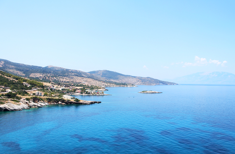 morze jonskie panorama