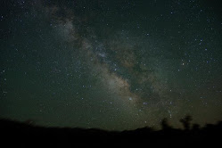 August Milky Way in Northern Utah