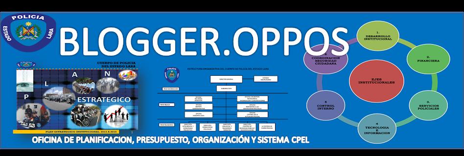 OFICINA DE PLANIFICACION, PRESUPUESTO, ORGANIZACION Y SISTEMA
