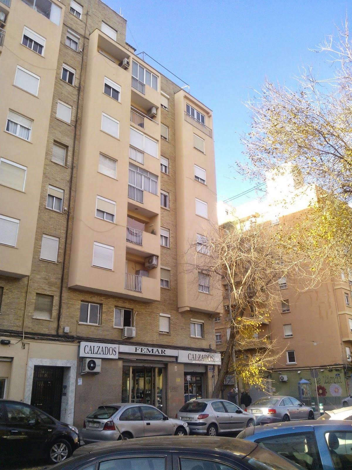 Venta piso en patraix portal inmobiliario mf for Asesores exterior