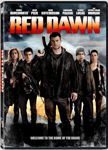 Red Dawn DVDR NTSC Español Latino