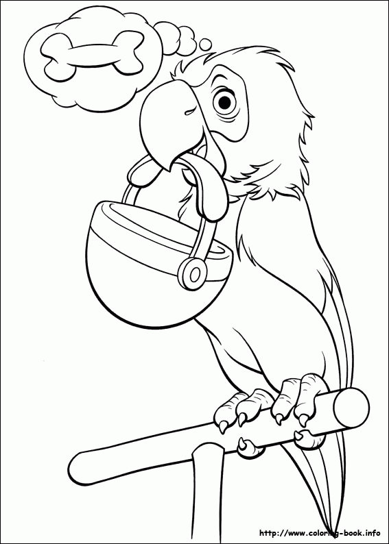 Books Coloring Pages 101 Dalmatians Coloring Pages 101