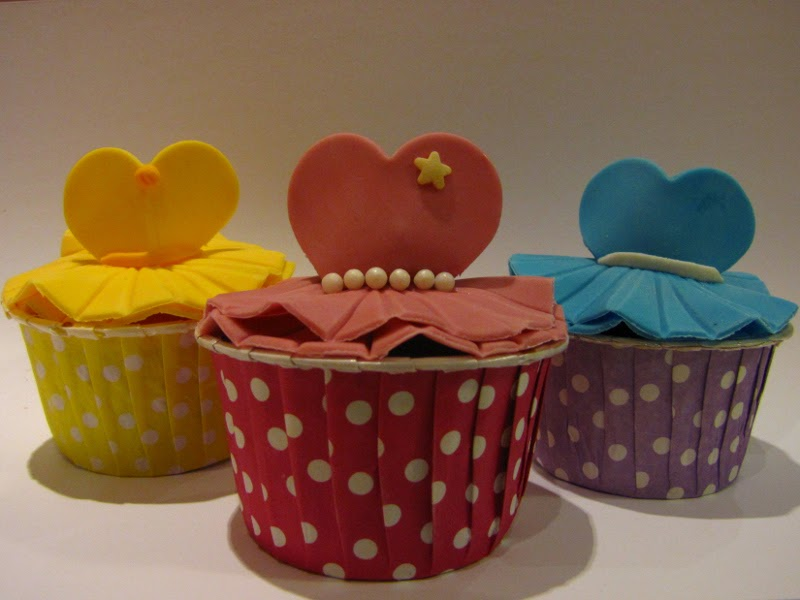 Prinzessin Cupcakes