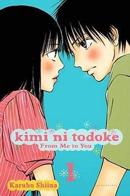 Manga Kimi ni Todoke cover