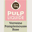 Verveine / pamplemousse rose