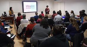 """CURSO """"Sexualidad con perspectiva en diversidad funcional/discapacidad"""""""