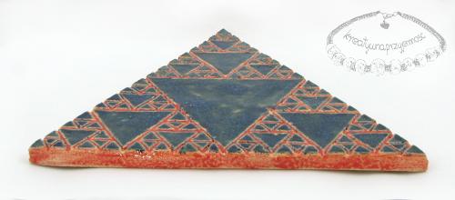 Ceramiczna podkładka pod kubek 2