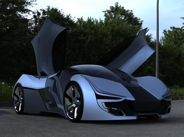 Aerius Concept Electric