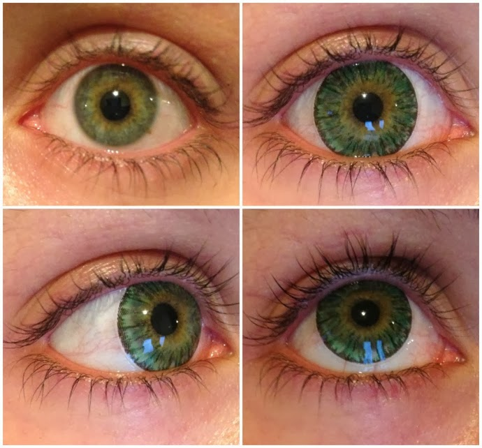 How To Make Green Eyes Pop Naturally