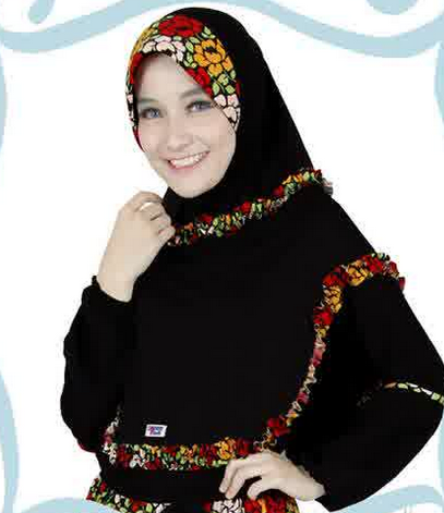 Gambar Model Hijab Modern untuk Pesta Terbaru
