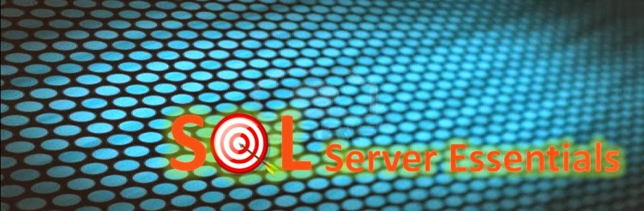 SQL Server Essentials