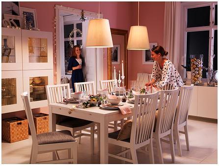 ♫ Ikea e Momichan ♫: tavoli da pranzo ;)