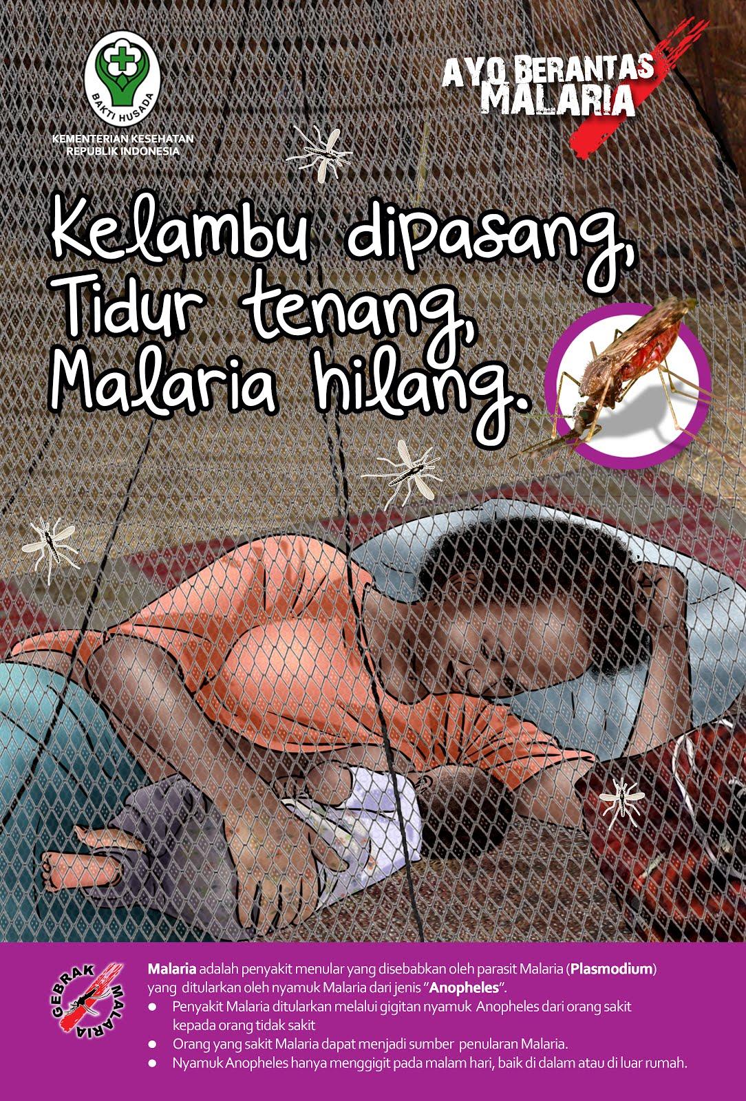 Kelambu Anti Nyamuk