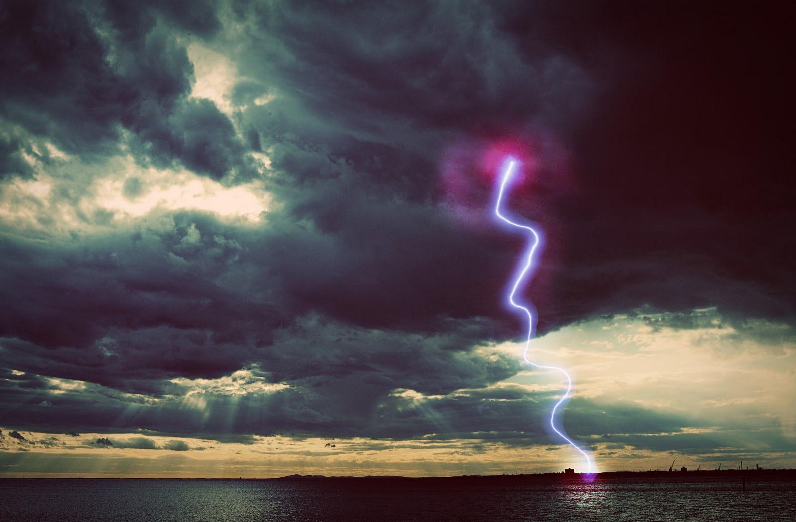 Photoshop cs5 tutorials add lightning effect on clouds in adobe photoshop cs5 tutorials baditri Choice Image