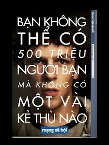Mạng Xã Hội - The Social Network poster